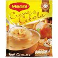 Sopa Maggi 68G Creme Cebola - Cód. 7891000538500C12