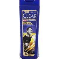 Shampoo Anticaspa Clear Men Limpeza Profunda 200Ml - Cód. 7891150019508C12