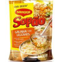 Sopao Maggi 200G Galinha - Cód. 7891000582008C24