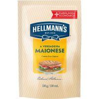 Maionese Hellmanns Tradicional Sachet 550g - Cód. 7891150027169C12