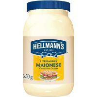 Maionese Hellmanns Tradicional 250G - Cód. 7894000050027C6
