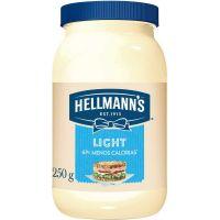 Maionese Hellmanns Light 250G - Cód. 7894000050737C6