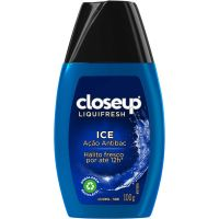 Gel Dental Close Up Liquifresh Ice 100G - Cód. 7891037744509C72