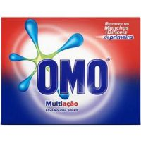 Detergente Em Pó Omo Multiação Poder Acelerador 500G - Cód. 7891038001205C24