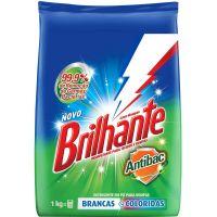 Detergente Em Pó Brilhante Antibac 1Kg - Cód. 7891150039292C16