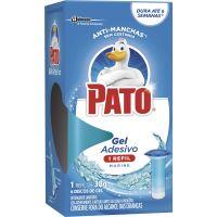 Desodorizador Pato Refil 6 Discos Adesivo Marine - Cód. 7894650002667C24