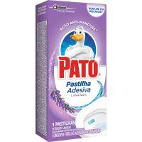 Desodorizador Pato 3Un Past.Adesiva Lavanda - Cód. 7894650001295C24
