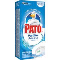 Desodorizador Pato 3Un Pastinha Adesiva Fresh - Cód. 7894650001301C24
