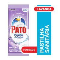 Desodorizador Pato 1Un Past.Adesiva Lavanda - Cód. 7894650002612C24