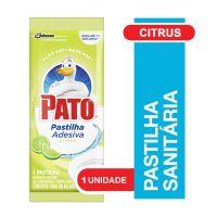Desodorizador Pato 1Un Past.Adesiva Citrus - Cód. 7894650002605C24