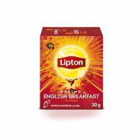 Chá Preto Lipton Daring English Breakfast 20g - Cód. 7805000312275C3