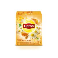 Chá Lipton Mel e Camomila 12g - Cód. 7805000312251C3