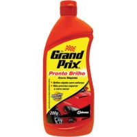Cera Grand Prix 200ml Pronto Brilho - Cód. 7894650100240C24