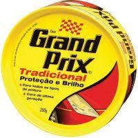 Cera Grand Prix 200G Tradicional Pasta - Cód. 7894650101018