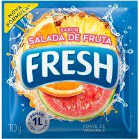 Bebida em Pó FRESH Salada de Frutas 10g - Cód. 7622210932457C15