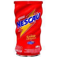 Achocolatado Nescau 400G Actigem 20 - Cód. 7891000053508C30