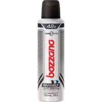 Desodorante Aerosol Bozzano Invisible 90G - Cód. 7891350032970C12