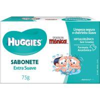 Sabonete Turma da Monica Huggies Suave 75g - Cód. 7896018700369C12
