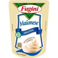 Maionese Fugini 2Kg Sc - Cód. 7897517205553C6