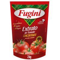 Extrato de Tomate Fugini 2Kg Sachet - Cód. 7897517206345C6