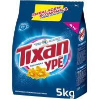 Detergente Em Pó Tixan Sache 5Kg Primavera - Cód. 7896098902714C4