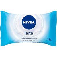 Sabonete em Barra Nivea Hidratante 85G ProteaƒANa Do Leite - Cód. 4005900521910C96