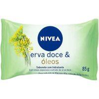 Sabonete Nivea Hidratante 85g Erva Doce - Cód. 4005900521934C12