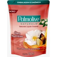 Sabonete Líquido Palmolive Naturals Óleo Nutritivo 200Ml - Cód. 7891024032886C3