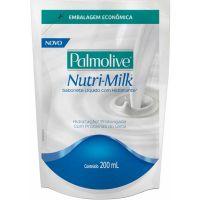 Sabonete Líquido Hidratante Palmolive Nutrimilk 200Ml - Cód. 7891024028995C3