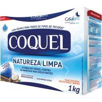 Detergente em Po Coquel Coco 1Kg - Cód. 7896040706186C20