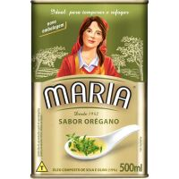 Oleo Composto Maria 500Ml Oregano - Cód. 7897967700448C4