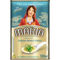 Oleo Composto Maria Ervas Finas 500Ml - Cód. 7897967700585C4