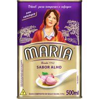 Oleo Composto Maria Alho 500ml - Cód. 7897967700530C12