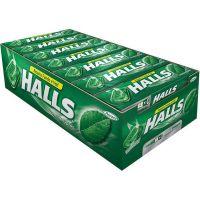 Drops Halls 21Un Menta - Cód. 7895800169049C30