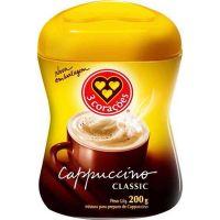 Cappuccino 3 Coracoes 200G Class. - Cód. 7896005800157C24