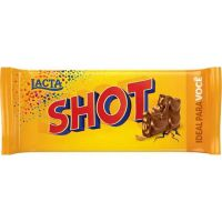 Chocolate SHOT Lacta 90g - Cód. 7622300991388C17