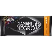 Chocolate DIAMANTE NEGRO Lacta 90g - Cód. 7622300991517C17