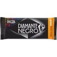 Chocolate DIAMANTE NEGRO Lacta 90g - Cód. 7622300991517C17