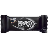 Chocolate DIAMANTE NEGRO Lacta 20g - Cód. 7622300862299C20