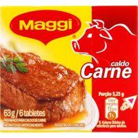 Caldo Maggi 63G Carne - Cód. 7891000528907C120