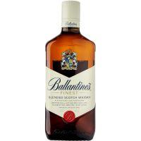 Whisky Ballantines Finest 8 Anos 750Ml - Cód. 5010106111536C12
