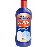Anil Liquido Colman 200Ml - Cód. 7891035012501C3