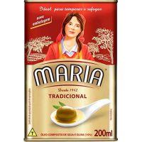 Oleo Composto Maria Tradicional 200Ml - Cód. 7896036093085C36