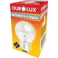 Lâmpada Ourolux Gel/Fog 40W 220V - Cód. 7898324233739C50