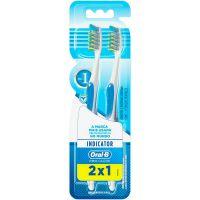 Escova Dental Oral-B Indic.Plus L2P1 40 Macia - Cód. 7500435107761C54