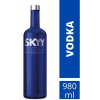 Vodka Skyy 980ml - Cód. 7896010004007C12