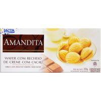 Amandita Chocolate 200G - Cód. 7896019607636C30