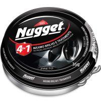 Cera Pasta Nugget 36G Preto - Cód. 7791130102551C12