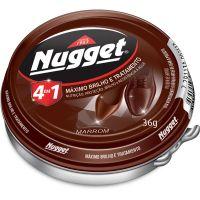 Cera Pasta Nugget 36G Marrom - Cód. 7791130102957C72