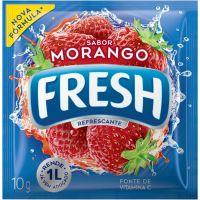 Bebida em Pó FRESH Morango 10g - Cód. 7622300999476C15